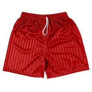 red shadow stripe shorts