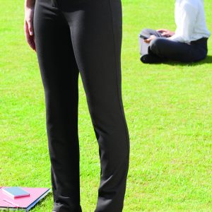Southam College Girls Slim Leg Trousers