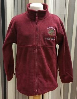 Ashby Fields Primary School Fleece Jacket