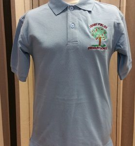 Ashby Fields Primary School Polo Shirt