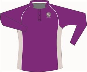 Rugby Free Secondary School Boys Rugby Shirt