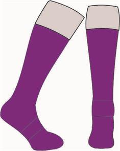 Rugby Free Secondary School PE Socks