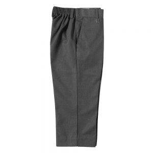 BT3054 grey sturdy fit Zeco trouser
