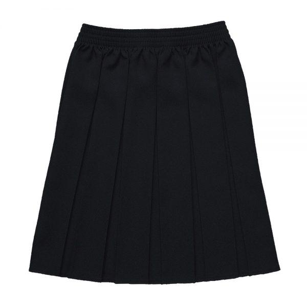 Zeco GS3002 black box pleat skirt