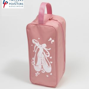 Tappers and Pointers ballet shoe bag